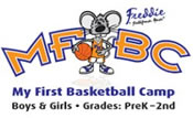 My First Basektball Camp
